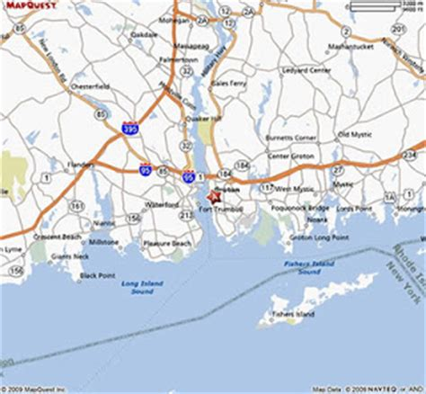 thames river connecticut map ct thames river fishing report