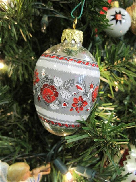 ukrainian christmas tree decorations flickr photo