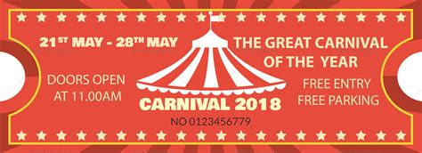 carnival tickets template free printable carnival tickets template ideal vistalist co