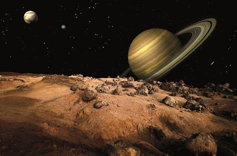 what is saturn ring made of what are saturn s rings made of how it works magazine