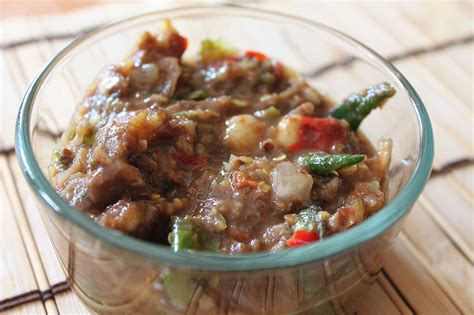 simple comfort food nam prik kapi simple comfort food recipes that are