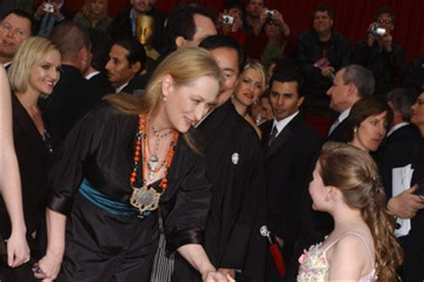 79th Annual Academy Awards Mega Picture Post Part 2 by Meryl Streep Abigail Breslin Pictures Photos Images
