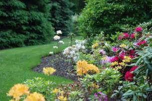 Photo Of Flowers Garden Gardeners Nottingham Mansfield Landscape Gardeners Gardening Services