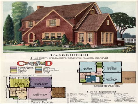 whimsical house plans whimsical english cottages vintage english cottage house