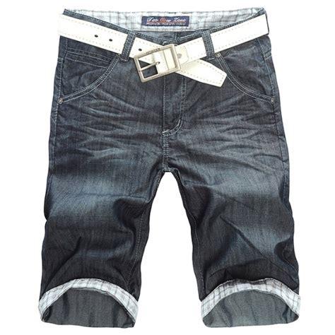 Celana Celan Pendek Casual Santai Corak Kotak Kotak celana pendek motif kotak