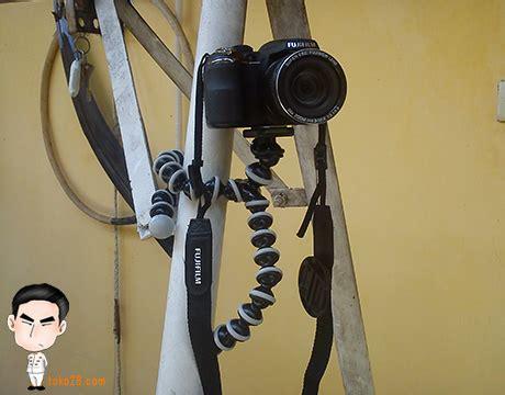 Tripod Untuk Kamera Prosumer tripod fleksibel kamera prosumer tinggi 27cm berat 160gr kapasitas 1kg