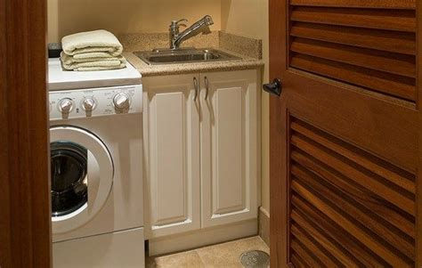 diy tips for how to install a basement laundry sink