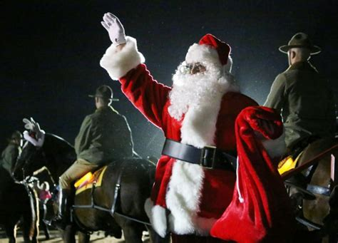 norad continues long tradition of tracking santa claus