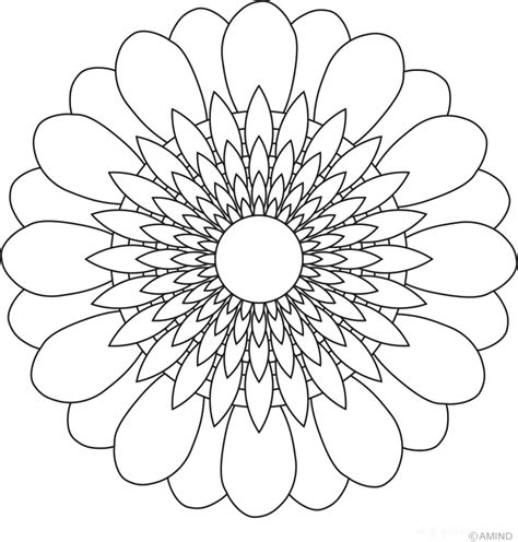 sun mandala coloring page free coloring pages of sun mandalas