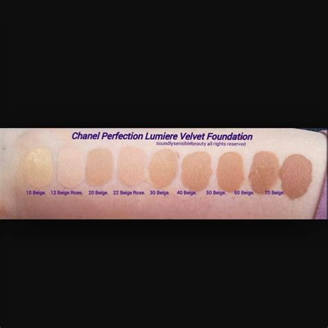 Jual Chanel Perfection Lumiere Velvet chanel chanel perfection lumiere velvet foundation