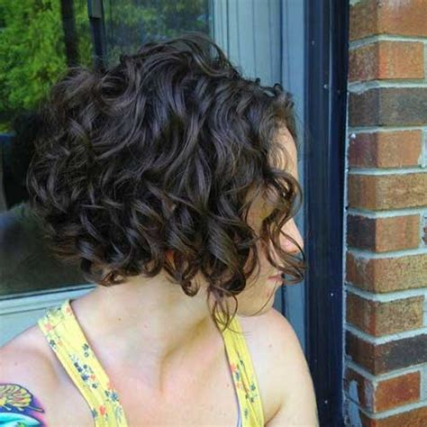 curly stacked bob hairstyles short curly bobs 2014 2015 bob hairstyles 2017 short