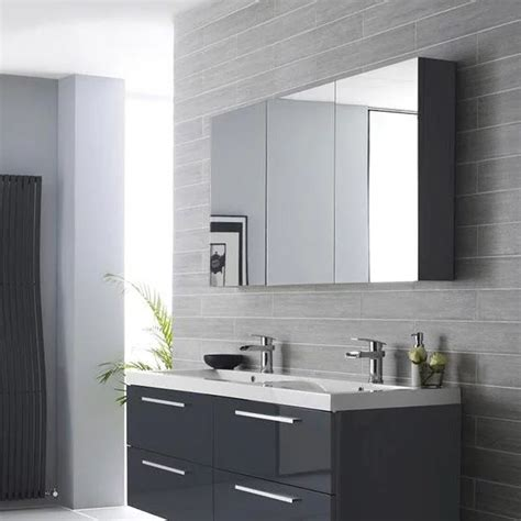 high gloss grey bathroom cabinets hudson reed quartet bathroom cabinet lq055 1350mm high