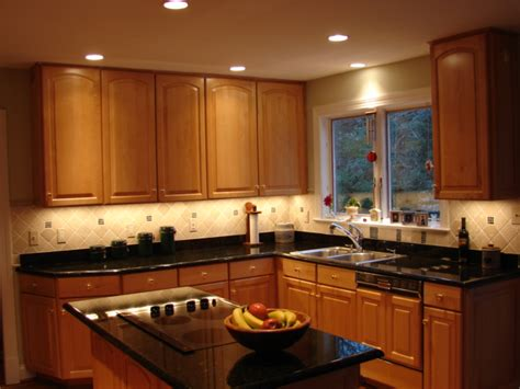 Kitchen Recessed Lighting Ideas On Winlights Com Deluxe Kitchen Lighting Ideas For Small Kitchens