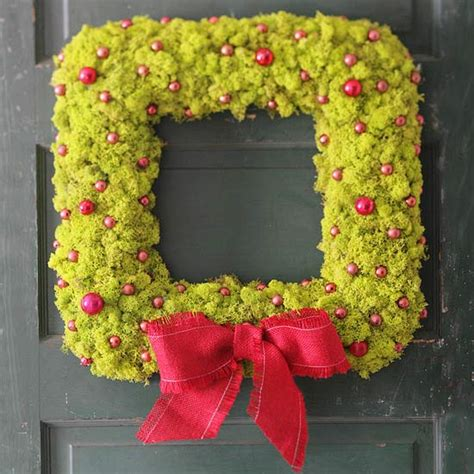 12 unique christmas wreaths and an ipad mini giveaway worthing court