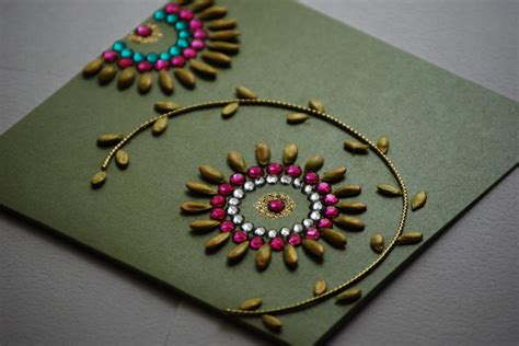 Handmade Design - ovia handmade cards invitation cards