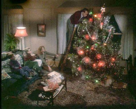a christmas story movie house christmas tree a pilgrim