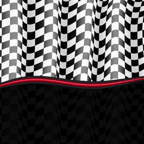Check Black Background Black And White Checkered Background Vector Free Vector In Encapsulated Postscript Eps