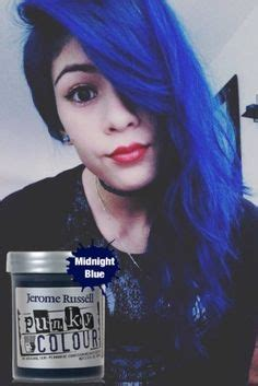 punky color midnight blue punky color midnight blue search dyed hair
