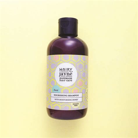 Handmade Hair Products - nourishing shoo by jayne handmade hair care