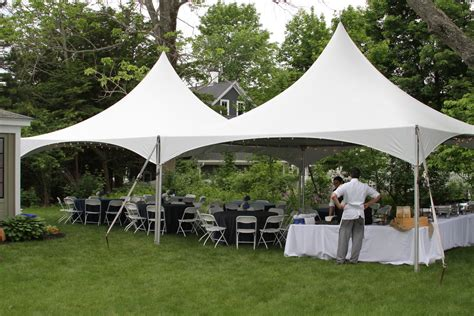 backyard tent rental backyard tent rental beautiful tents and party rentals serving boston ma metro west