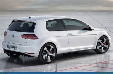 gti volkswagen ausmotive com 187 paris 2012 volkswagen golf gti concept