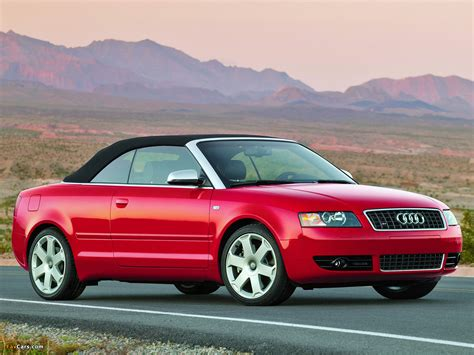 Audi Cabrio S4 by Images Of Audi S4 Cabrio Us Spec B6 8h 2002 05 1280x960