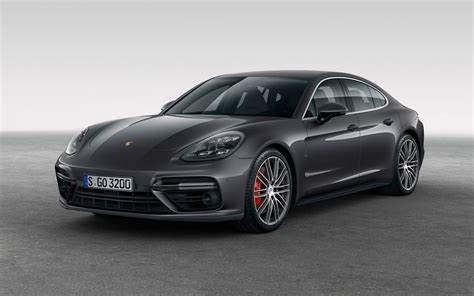 Porsche Panamera S by Porsche Panamera Turbo S 2017 Wallpapers Hd White Black