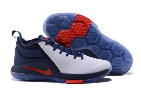 Nike Lebron Witness 2 College Navy Original nike lebron zoom witness 2 usa midnight navy white