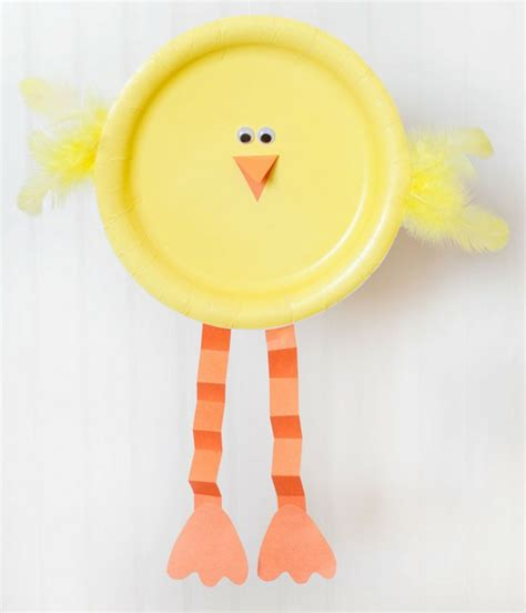 Basteln Mit Federn Ideen by Basteln Mit Kleinkindern F 252 R Das Frohe Osterfest 23 Ideen