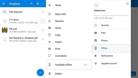 dropbox not in system tray 15 tips to get more out of dropbox hongkiat
