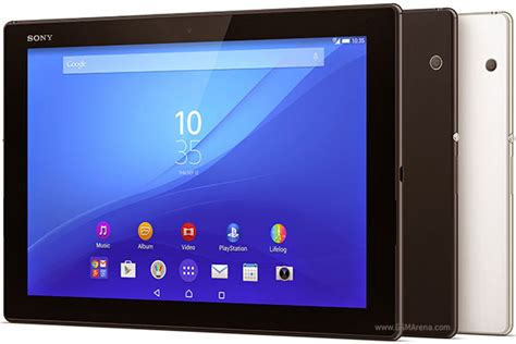 Sony Xperia Z4 Tablet Wifi sony xperia z4 tablet wifi pictures official photos