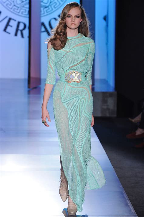 Versace Gives Clinton Dress Tips by Fashion Week Six Most Wearable Fall 2012 Couture