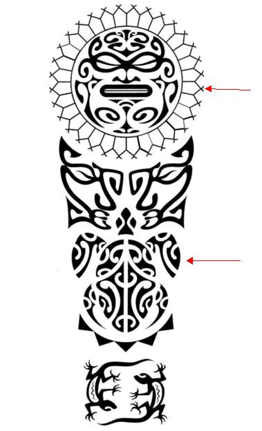 hawaiian tribal tattoos and their meanings nana henna ungaran semarang polynesian symbols