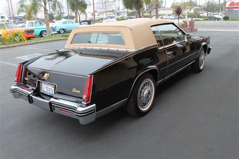 1984 Cadillac Eldorado by 1984 Cadillac Eldorado Convertible Matt Garrett Autos Post