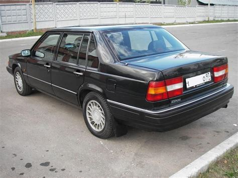 best auto repair manual 1993 volvo 960 navigation system 1993 volvo 960 photos informations articles bestcarmag com