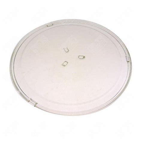 plateau verre plateau en verre four micro ondes brandt c3290zf1