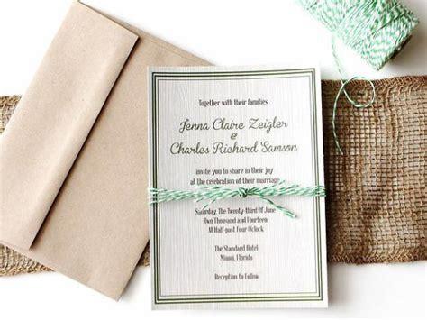 free printable wedding invitations to stylecaster