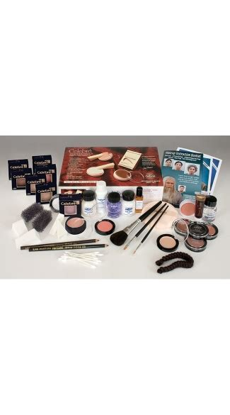 film makeup kits celebre makeup kit tv movie make up kit