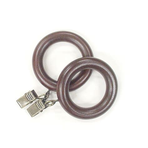 wooden clip rings for curtains clip curtain rings on shoppinder