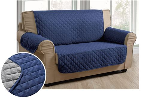 small sofa covers luxury microfiber pet reversable loveseat small sofa