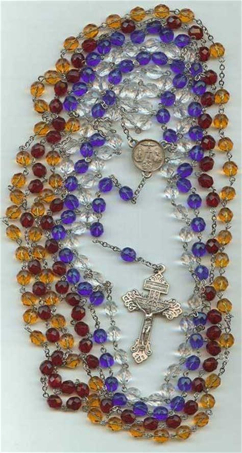 rosary  chaplets  decade rosary prayer
