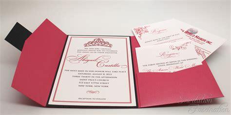 Sweet 16 Invitations by Pink Sweet 16 Invitations Invitation Fascination