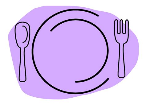 plate clip dinner plate clip clipart panda free clipart images