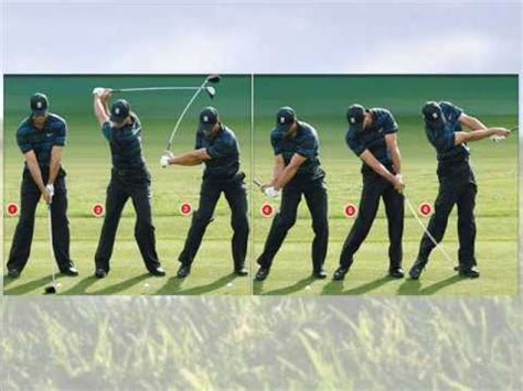 learning golf swing the right golf swing easy way to learn the right golf