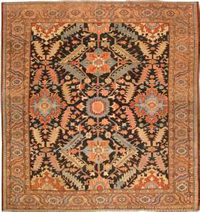 antique heriz serapi rugs 43247 for sale