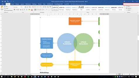 visio 2013 fit to page troubles with inserting visio drawings into word 2016 and