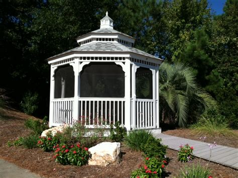 gazebo white white gazebos amish country gazebos