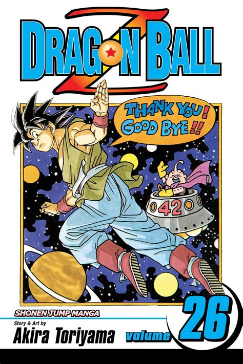 One Vol 26 z vol 26 book by toriyama official publisher page simon schuster