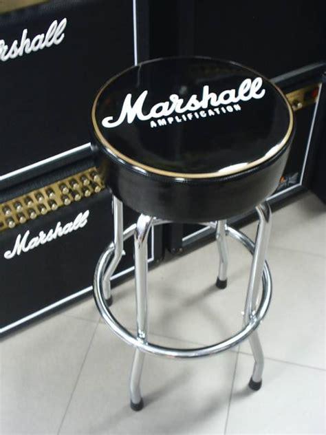 sgabello fender marshall guitar stool 70cm sgabello alto 2548004 su