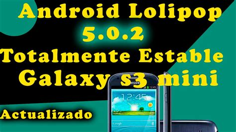 cm12 android 502 lollipop rom for galaxy s3 rom cm12 instala android lollipop 5 0 2 s3 mini